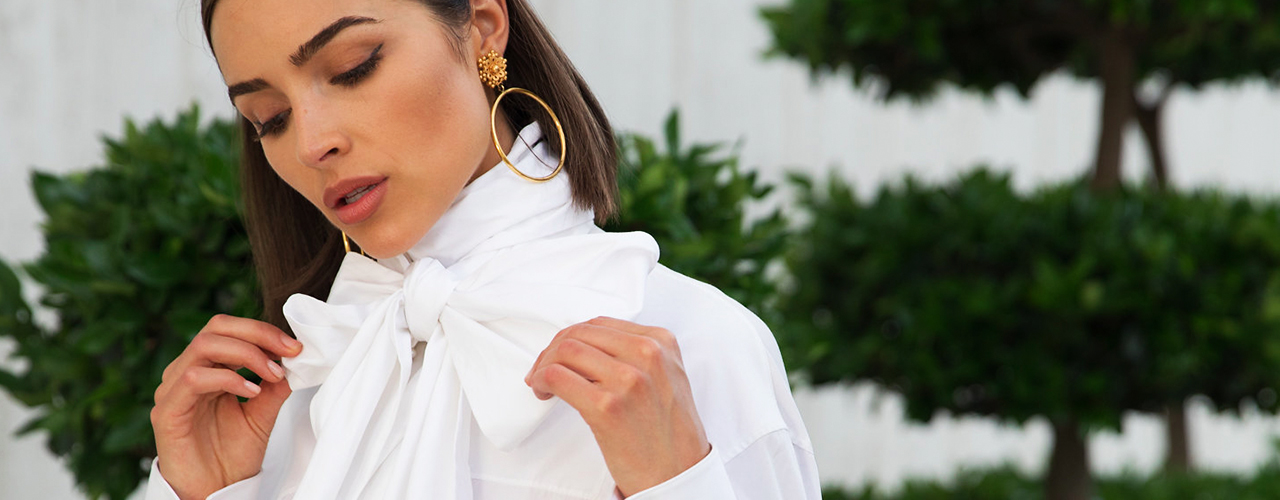 Get The Look: Statement Blouse