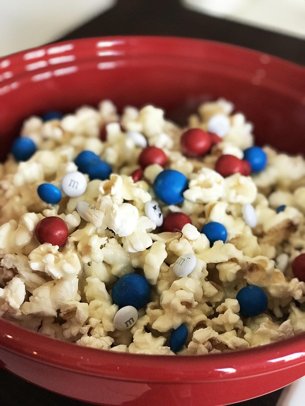 olivia culpo super bowl popcorn recipe
