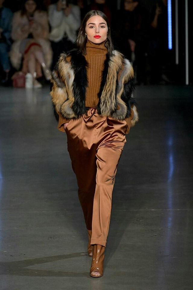Sally LaPointe Fall 2018 Show