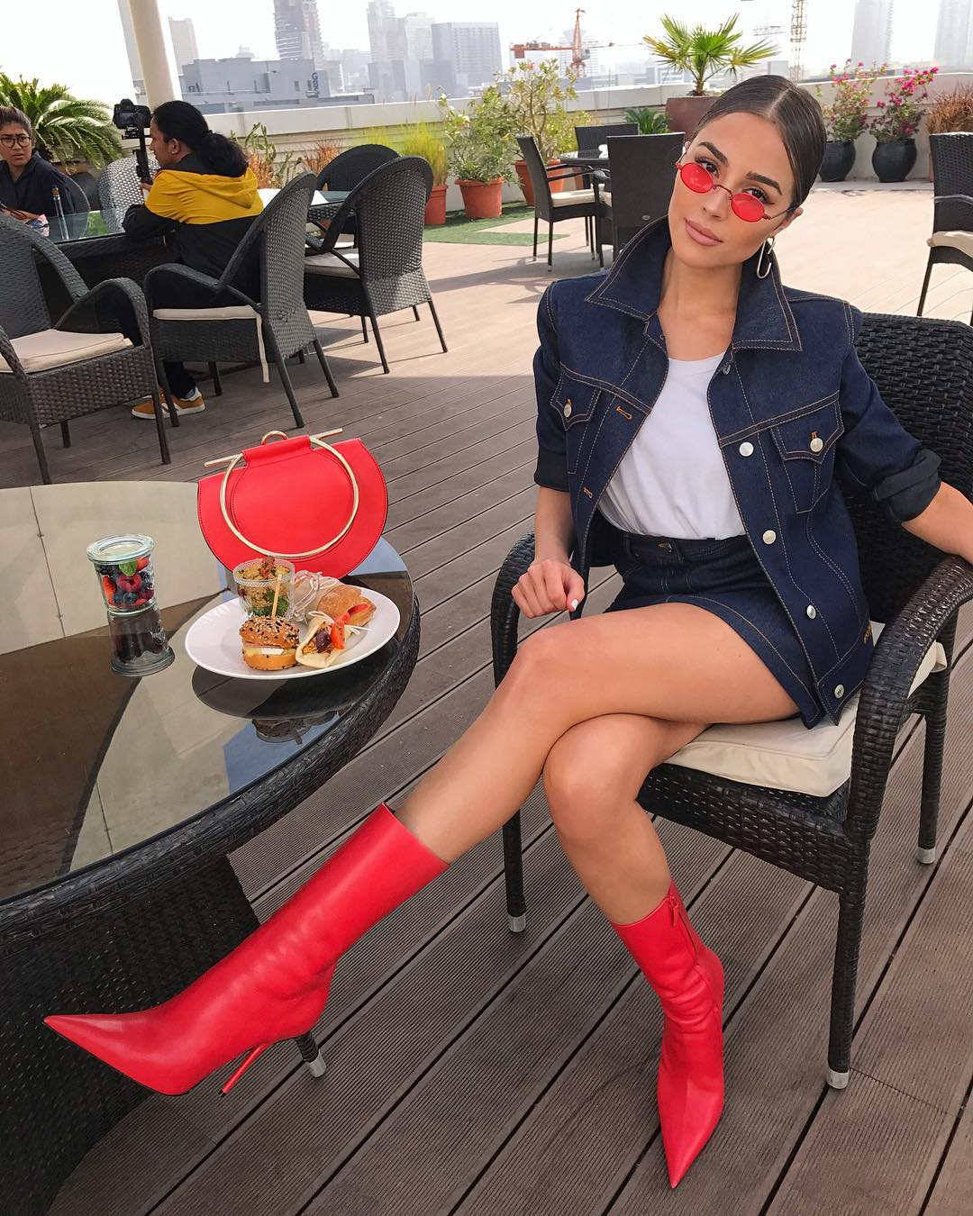 Olivia Culpo Fashion Week Trends