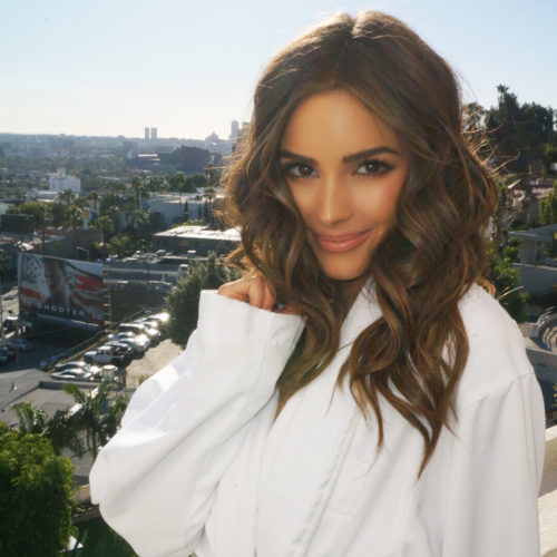 Olivia Culpo Justine Marjan Long Hair Tips