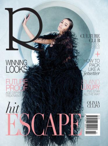 Olivia Culpo Retreat Magazine April-June 2018
