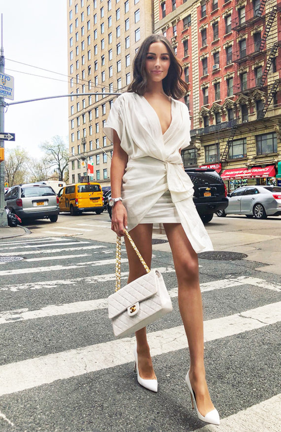 Olivia Culpo NYC Travel Guide
