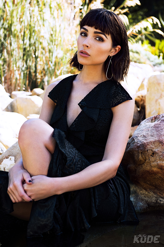 Olivia Culpo Kode Magazine