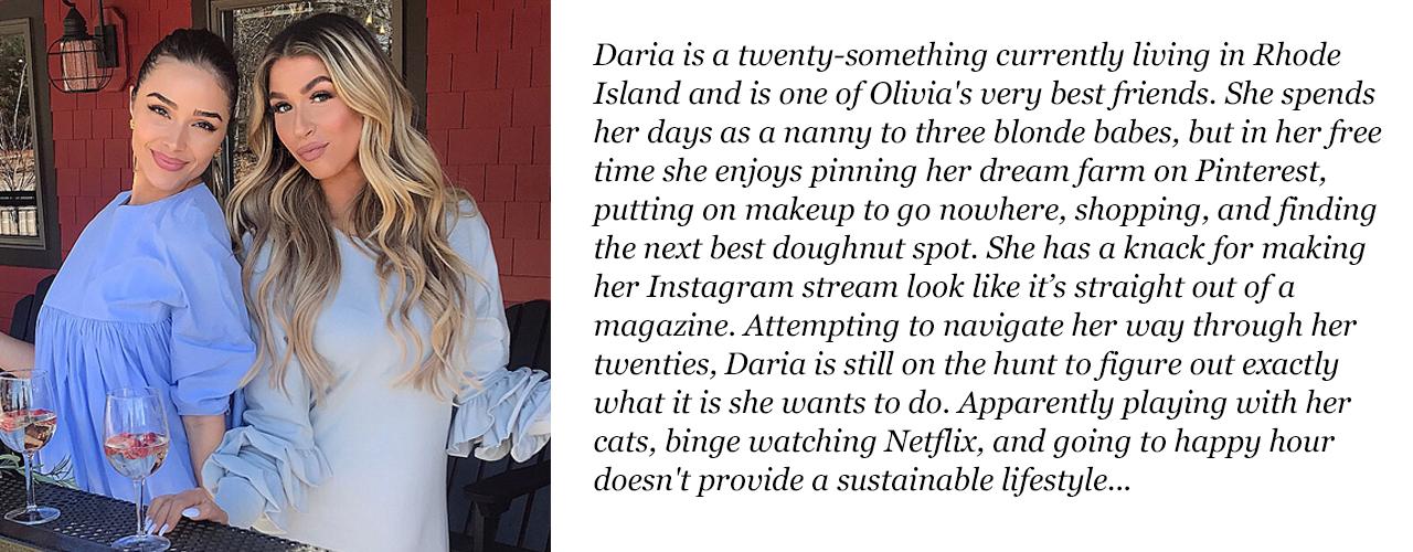 Daria Valles Contributor Bio