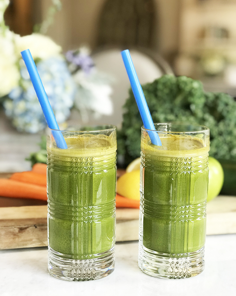 olivia culpo green juice recipe