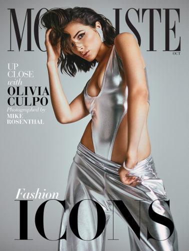 Modeliste Cover