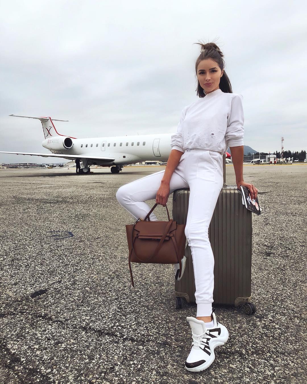 Olivia Culpo Travel Essentials