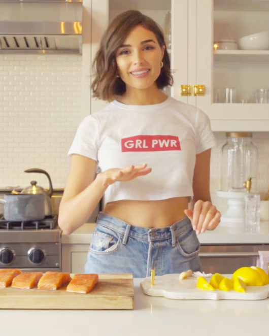 Olivia Culpo What I Eat