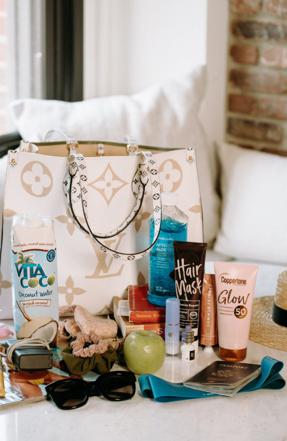 olivia culpo summer favorites in my bag